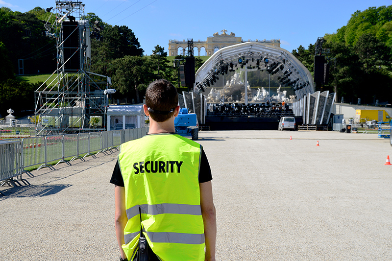 Cost Hiring Security For Event in York North Yorkshire